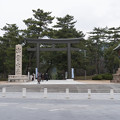 Photos: 18鳥取・島根旅行【出雲大社:二の鳥居付近】