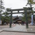 Photos: 20鳥取・島根旅行【出雲大社:銅鳥居】