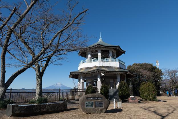 01弘法山公園【展望台】