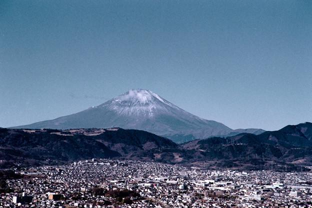 04弘法山公園【展望台:関東の富士見百景】3銀塩NLP