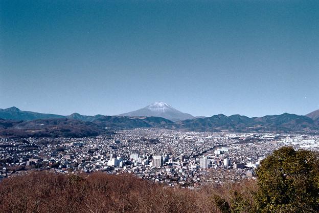 02弘法山公園【展望台:関東の富士見百景】1銀塩NLP
