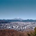 Photos: 02弘法山公園【展望台:関東の富士見百景】1銀塩NLP