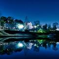 Photos: 上の池の夜
