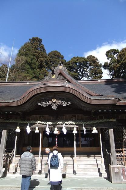 織田剣神社 2