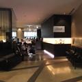 入り口付近のANAホテルカスケイドダイニング