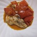 Photos: 鶏のトマト煮