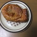 あんこ入りのパイ生地のパン