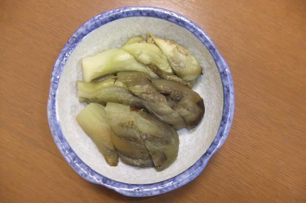Photos: 焼き茄子