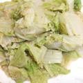 白菜の胡麻和え