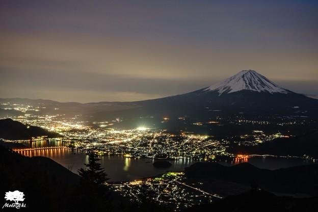 Photos: 富士夜景