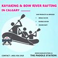 Photos: Kayak RentalsKayak Rentals  | Family Fun Calgary Call - (403) 456-2418 | Bow River Rafting