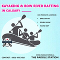 Photos: Kayak RentalsKayak Rentals  | Family Fun Calgary Call - (403) 456-2418 | Bow River Rafting