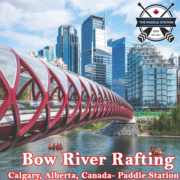 Bow River Rafting