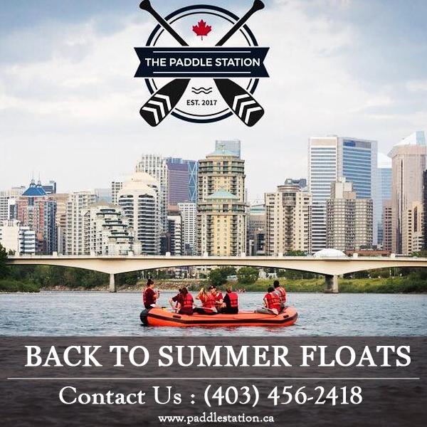 Calgary Rafting Fun for Everyone!