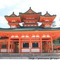 Photos: IMG_3344平安神宮・蒼龍楼(重要文化財)