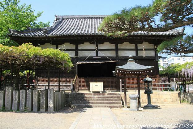 IMG_8181葛井寺・阿弥陀堂(二十五菩薩堂)