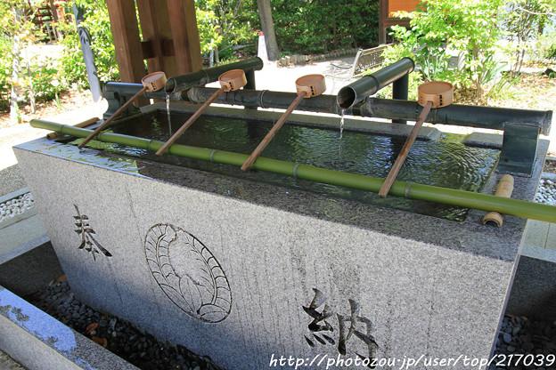 IMG_8244辛國神社・お手水