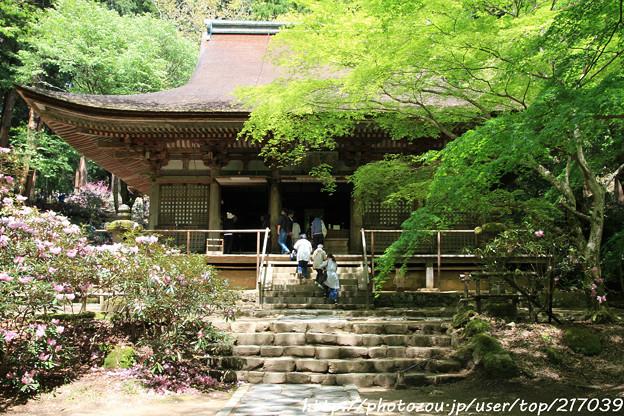 IMG_8346室生寺・本堂(潅頂堂)(国宝)
