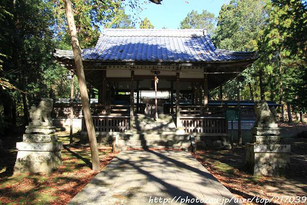 IMG_8721興志漏神社・拝殿