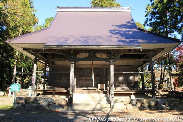 IMG_8724旧戸岩寺・薬師堂