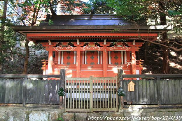 IMG_9092鳥見山公園・鳥見神社・本殿