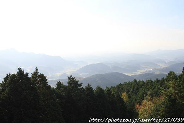 Photos: IMG_9097鳥見山公園・展望台からの眺め