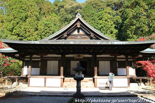 IMG_9113圓成寺・本堂(阿弥陀堂)(重要文化財)