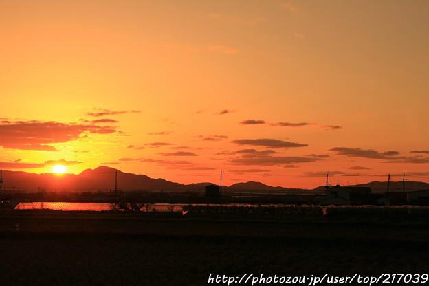 Photos: IMG_9179夕景