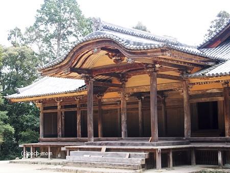 円教寺 常行堂2014年04月12日_P4120178