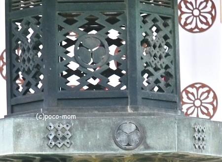 法隆寺大講堂前灯籠00002
