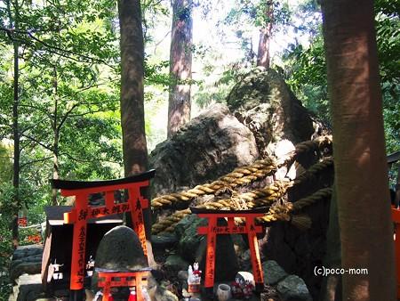 京都伏見稲荷 稲荷山奥院2014年05月04日_P5040761
