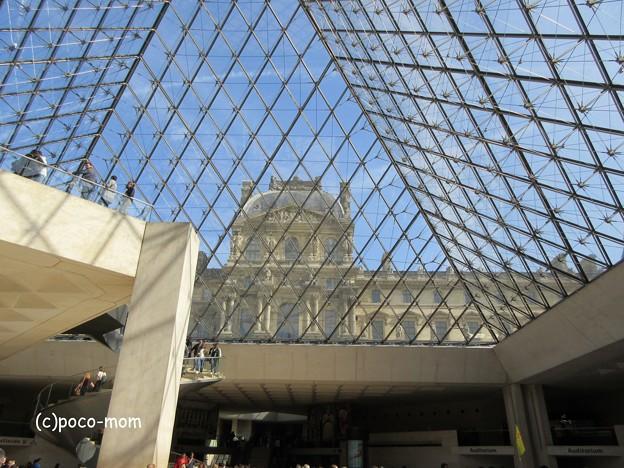 写真: ルーヴル美術館 IMG_0321
