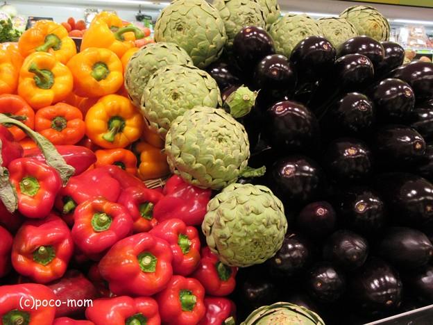 写真: パリモノプリ 食品売り場 IMG_0077