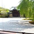 写真: 高台寺勅使門 P5010503