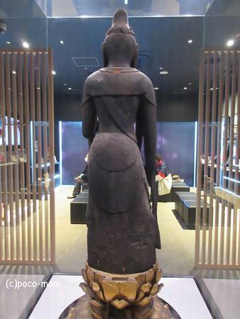 長浜城歴史博物館蔵 聖観音菩薩立像IIMG_0435