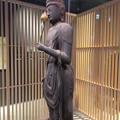 写真: 長浜城歴史博物館蔵 聖観音菩薩立像IIMG_0436
