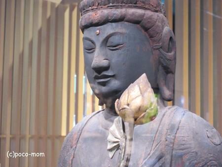 長浜城歴史博物館蔵 聖観音菩薩立像IIMG_0437