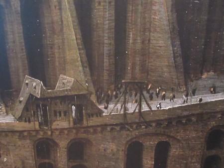 ブリューゲル バベルの塔展 IMG_0887
