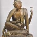 仁和寺展 神呪寺 如意輪観音菩薩坐像 IMG_20180226_0017