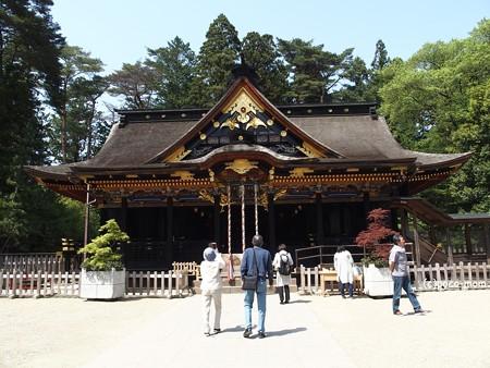 仙台 大崎八幡宮 P4290356