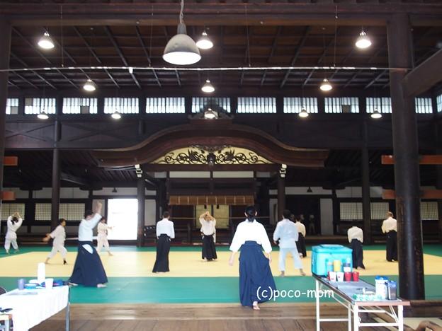 京都武道センター 武徳殿 PA140874