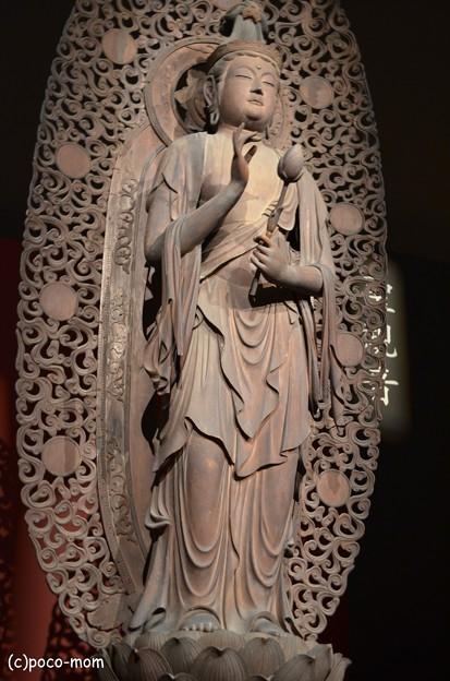 千本釈迦堂 聖観音菩薩 DSC_0526