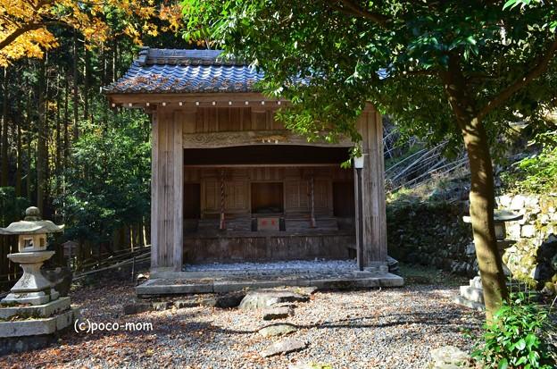 菅浦集落 須賀神社 DSC_0755