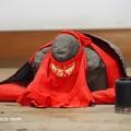 Photos: 知恩院勢至堂前のお堂のお仏像