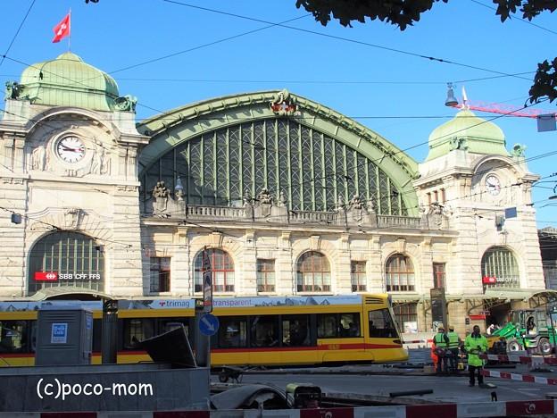 バゼルSBB スイスバーゼル中央駅 P1010458 (3)