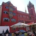 Photos: バーゼル 赤い市庁舎 67837596_2422441544515188_7158882047665111040_n