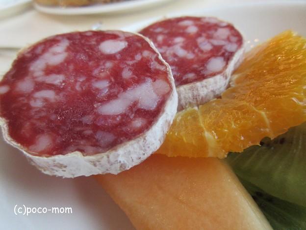 バーゼル ヴィクトリアホテルの朝食 IMG_25958