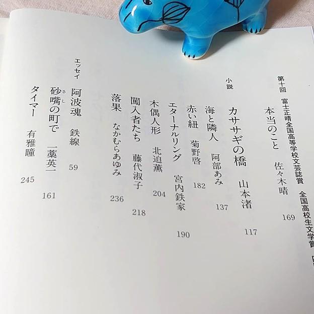 Photos: 徳島文學3号 95368731_2992069957552341_2187572451834068992_n