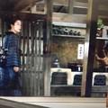 Photos: 女殺油地獄 おくどさんの上に布袋尊
