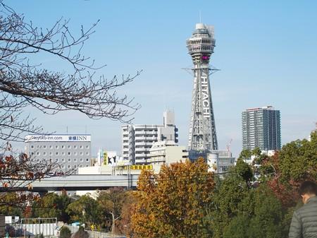 大阪市立美術館からの眺めPC010071 (2)